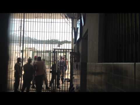 Rebelião na Penitenciária Barreto Campelo