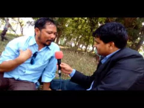 RESAM CHAUDHARI  IN HAMRO MALIKA FM KAILALI  RAMESH BAJGAI