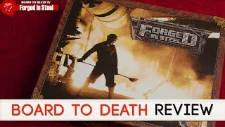 Forged In Steel Board Game Review
