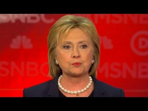 MSNBC | Democratic Debate: The Worst Line Was…