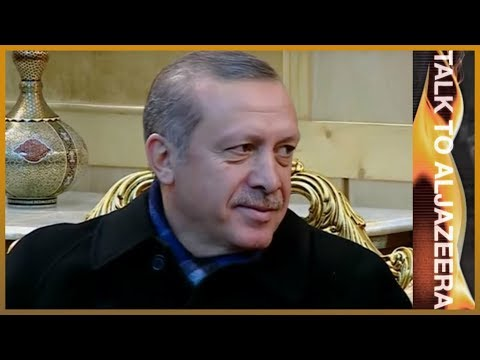 Talk to Al Jazeera - Erdogan: Turkey's role in the Middle East