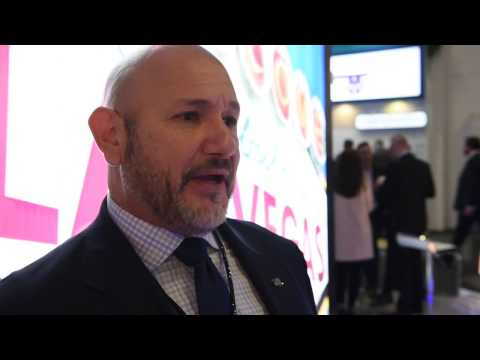 Rafael Villanueva, senior director international sales, Las Vegas Convention & Visitors Authority
