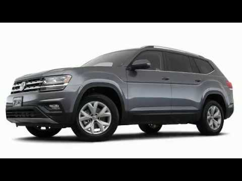 2018 Volkswagen Atlas Video