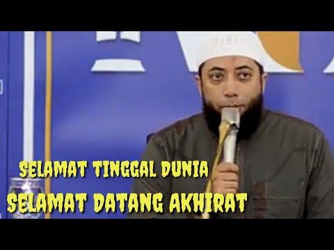 "Download Dunia sementara Akhirat selamanya ""ustad Kholid Basalamah Mp4 baru"