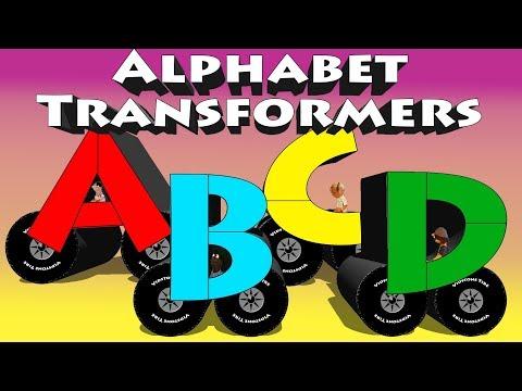 Vids4kids.tv - Alphabet Transformers Long