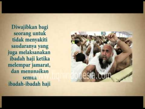 Youtube tata cara haji dan umrah dan lafal niatnya