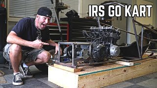 Building the IRS Center Section | Cross Kart Build Pt. 7