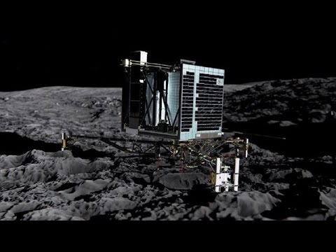 philae sigue sin dar senales