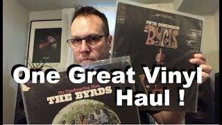 One Great Vinyl Haul !