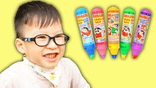 Color Song Nursery Rhymes | Learn Colors | Action Song with Mommy | 色の歌 - 赤ちゃん 童謡