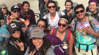 Adventure Amigas Trans Catalina Trail March 2017