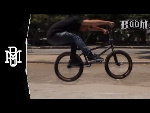 Como Saltar en BMX (Bunny Hop) con MAD    The Boom Sports