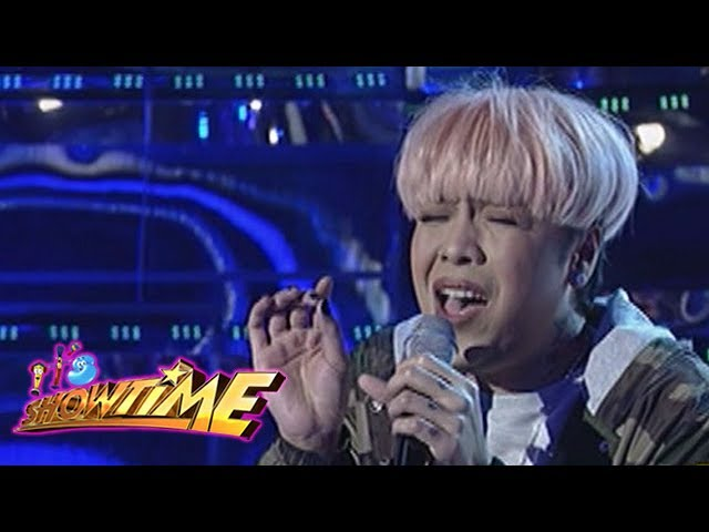 It's Showtime: Vice sings 'You are to know by now'