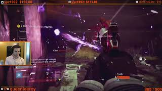 1v6 Elimination - Year 2 Destiny 1
