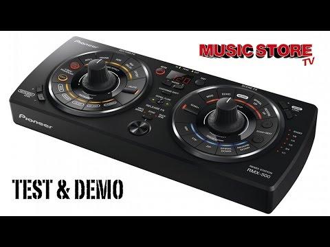 PIONEER Remix Station RMX-500 DJ Effekt Prozessor