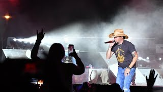 Download Lagu Jason Aldean On Las Vegas Mass Shooting That Killed 50: 'It Hurts My Heart' Gratis STAFABAND