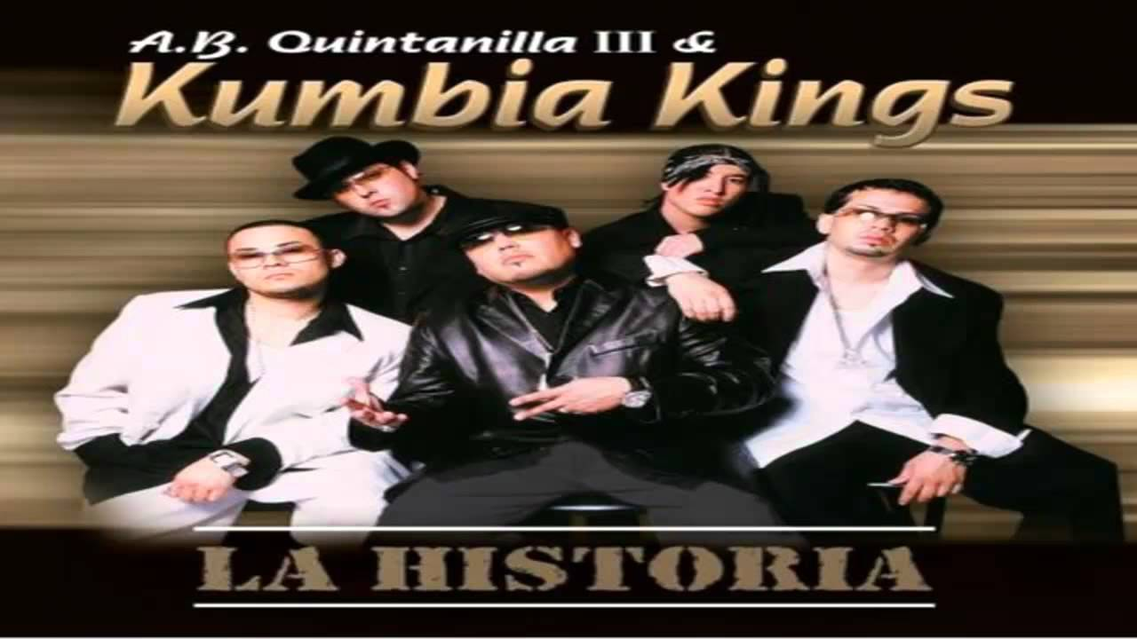 cansiones de kumbia kings: