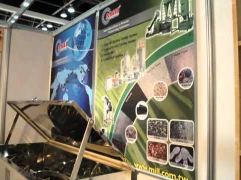 Mill Powder 2010 - Dubai (GULFOOD 2010).wmv