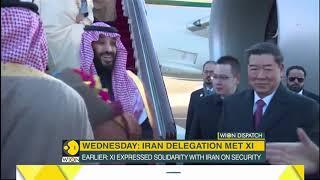 Dispatch: Saudi crown prince Mohammed bin Salman arrives in China
