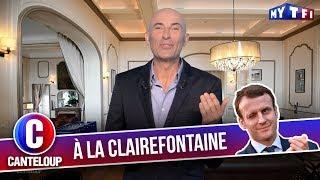 """Imitation d'Emmanuel Macron - """"On ne l'entend pas, c'est mon ministre Dyson !"""" - C'est Canteloup"""