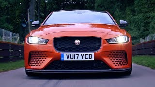 2018 Jaguar XE SV Project 8 (600HP) C63 AMG killer