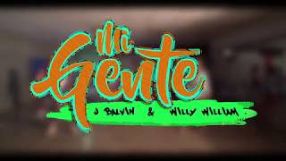 """MI GENTE"" - J Balvin ft W. William 