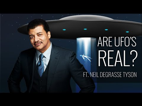 Dr. Neil deGrasse Tyson on UFOs