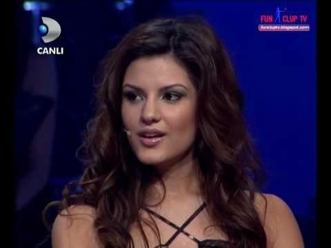 Almeda Abazi - Miss Globe Albania 2008