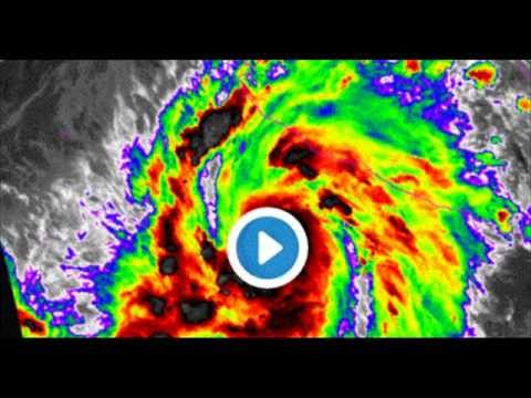 Hurricane Patricia Races for Mexico's Pacific Coast as Potential Monster