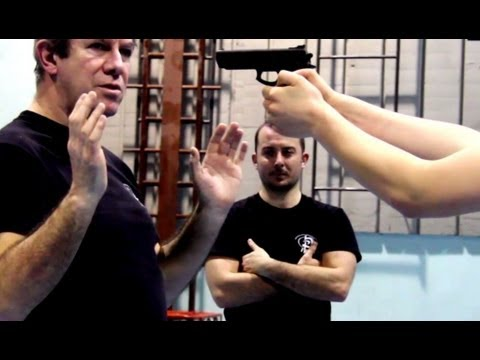 KRAV MAGA TRAINING • the fastest gun disarm #2 Image 1