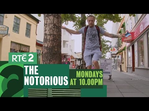 Conor McGregor trailer for new RTE six part series