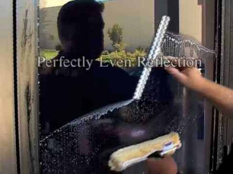 Cleaning Tips - How to clean windows like a professional - Part 1
