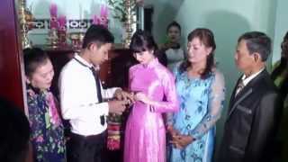 Nghi thức đám hỏi chuẩn - Vietnam Wedding