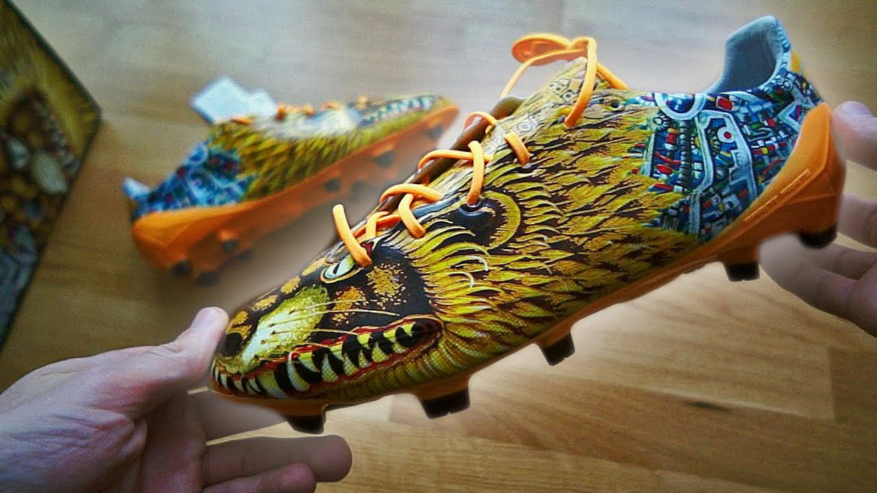 Adidas soccer boots f50