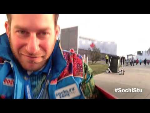 "Sochi Stu ""Bobsled"""