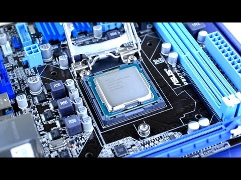How to Build a Computer for Gaming 2013 Tutorial - Part One