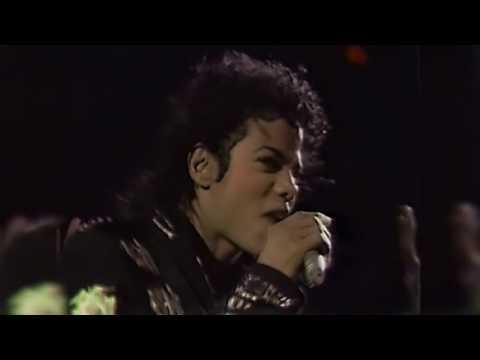 Michael Jackson - Wanna Be Startin' Somethin' - Live Yokohama 1987 - HD
