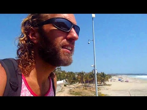 Tour of Puerto Escondido, Mexico Beach Destination (Oaxaca)