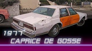 Chevrolet Caprice 77' - Rénovation Episode 1- Projet ''DIE HARD''