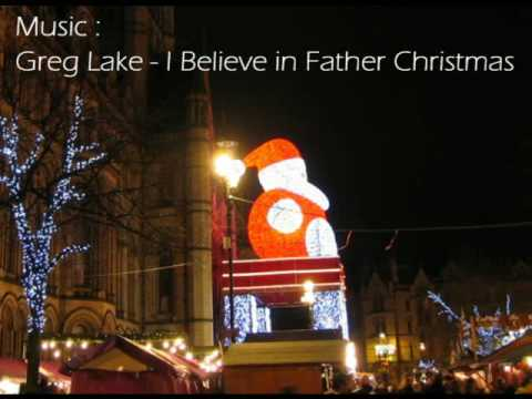 Christmas in Manchester. A tour of the lights and market stalls at Christmas time.