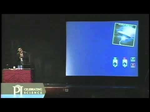 Simon Singh -  Keynote science speakers and Enigma Project