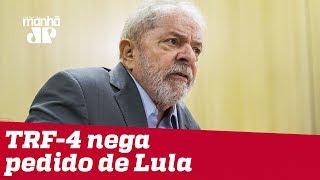 TRF4 nega pedido de Lula e mantém Thompson Flores no caso do sítio de Atibaia