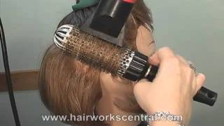 FREE HAIRDRESSING LESSON, Blowdrying tips and tricks.