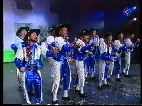 Los PRIMEROS Premios del Carnaval de Cádiz . (1990, 1991, 1992, 1993, 1994) Parte 1 de 3
