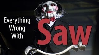 download lagu Everything Wrong With Saw In 8 Minutes Or Less gratis