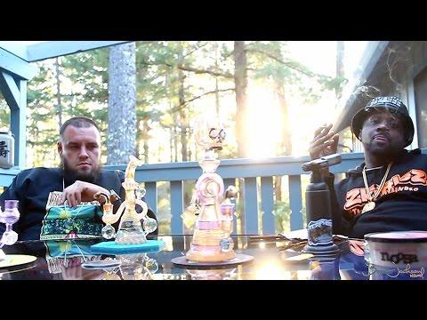 Smoke DZA & Green R. Fieldz The One rap music videos 2016