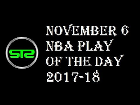November 6, 2017 - NBA Pick of The Day - Today NBA Picks Against The Spread ATS Tonight - 11/6/17