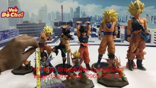 Mô Hình Dragon Ball - Mô Hình SonGoku - Mô Hình CaDic - Vua Đồ Chơi