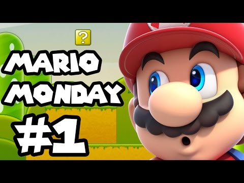 MARIO MONDAY #1 (Come Vote!!)