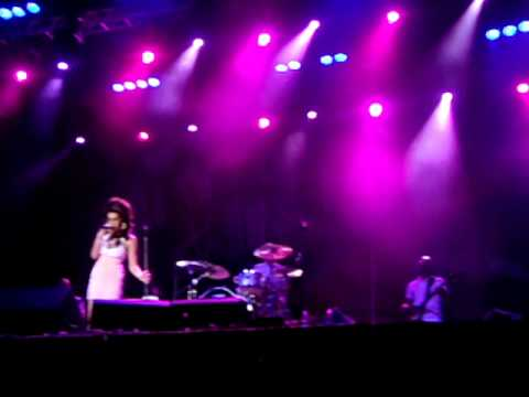 Amy Winehouse em Florianópolis - You Know I'm No Good